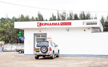 Kipharma  Rebranding